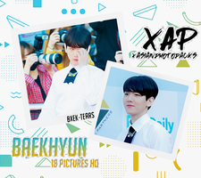 Photopack 2043 // BaekHyun (EXO). by xAsianPhotopacks