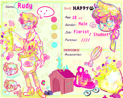 .:HT :. Rudy by Cheapcookie