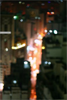 Makkah in a Bokeh . . . by Sha59-Ananii