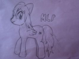 I failed at drawing MLP :(:( by AlyssumPetal