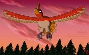 Ho-oh for Ho-oh Lover by fab-wpg