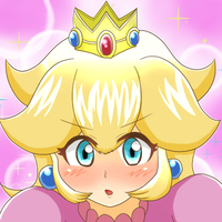 How Bowser Sees Peach by ShiyaMoeginobi