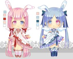Twin Ruach [Set Price OPEN] by NCadopts