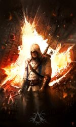 Assassin's Creed Rises by kclub