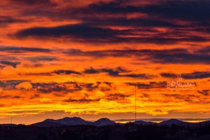 37: Hills of Fire by FramedByNature