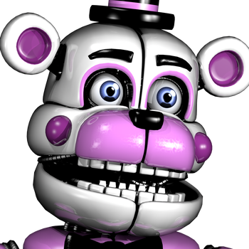 Totally real funtime ucn icon working 2018 by FranciscoFB