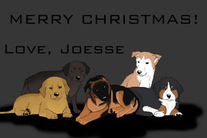 Merry Christmas by joesse