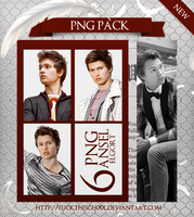 ANSEL ELGORT PNG PACK by Fuckthesch00l