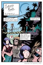 Infinity Roads Page 62 by pumpkinsareholy