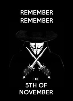 Remember, remember the 5th of November by Andrex91