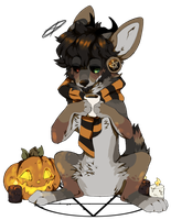 halloweenie by wandere-r