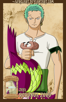 EPP - Jaya: Zoro by SergiART