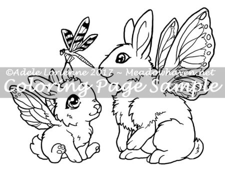 Fantasy Coloring Pages by Saimain on DeviantArt