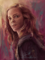 Hermione by leprekhanh