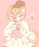 Peaches by peachycafe