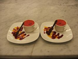 creme brulee by MikiDeSade