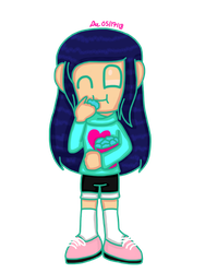 (MintExprezz's Request) Ailyn and Cotton Puffs by FlippingOcFanatic