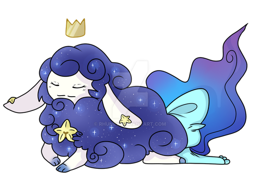 Show me the stars... by Rhuney