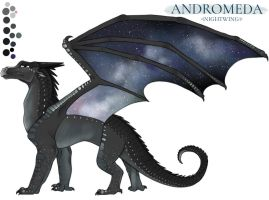 First Wings of Fire OC by allyval