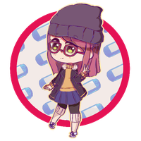 Pagedoll: Hipster Flo by Kamirari