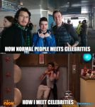 How to meet celebrities by Prince-riley