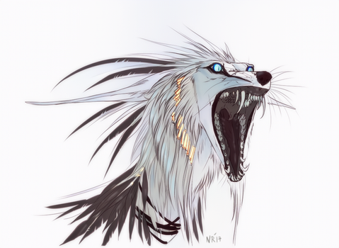 Hiss by NukeRooster