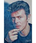 David Bowie by Live4ArtInLA