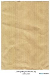 Old Grunger Paper Texture 03 by fudgegraphics