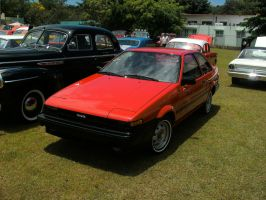 1984 Toyota Corolla AE85 by Mister-Lou