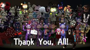 Fan Games Thank You by MegaEeveeX