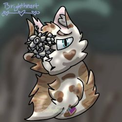 Brightheart 3 by Oreothefuzz