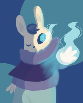 Color Palette #1 Bad Time  by chubbybunny125