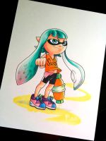 Squid Kid by Paa-H