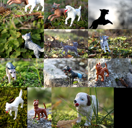 Ginga figure photography by FlamewolfTheWhite