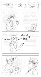 You Were Saying? by dreor