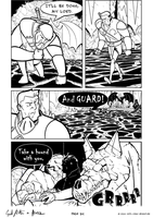 Oops Comic Adventure #3 page 34 by Gingco