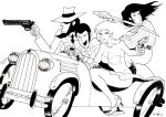 Lupin III by emalterre