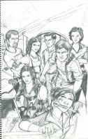 Serenity (pencils) by TheWaywardSprocket