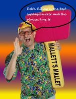Timmy Mallet DR by drowrulesupreme