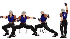 Tekken - Lee Chaolan Victory Poses (Download) by hes6789