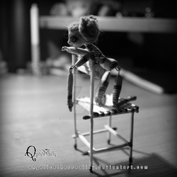 a chair for Q '3 by angelicetherreality