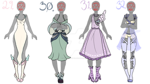Adopts Set 8 [CLOSED] by Wolfes-Adopts