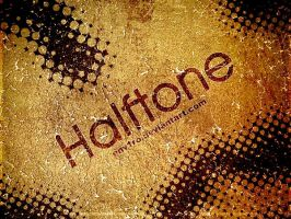 Halftone brushes by env1ro