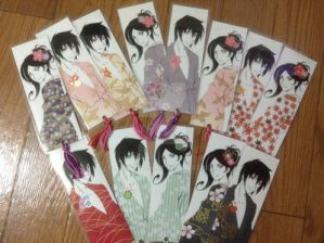 Expo Bookmarks