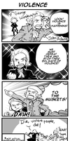 Founding Fathers Action Squad by TriaElf9