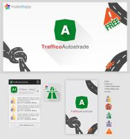 Traffico autostrade - italia by Matylly