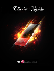 Lg Chocolate by omnigfx