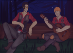 TF2: Song by Lieutenant-Waffles