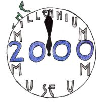 Logo for The Millennium Museum by SharazDestler