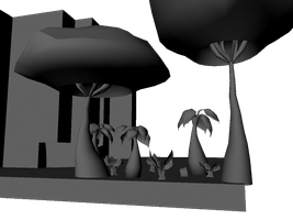 3D Project WIP by BrianDanielWolf